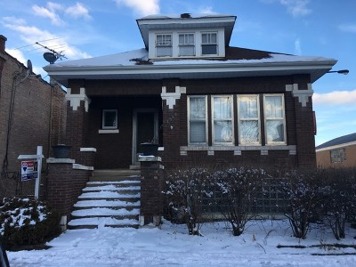 Cicero Single Family Home For Sale: 2345 South 59th Court