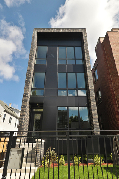 Condo/Townhouse For Sale: 1621 North Campbell Avenue #1
