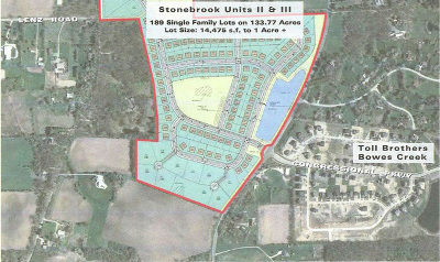 Kane County Residential Lots & Land For Sale: 0000 Corron Road