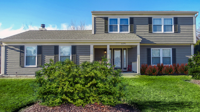Deerfield Single Family Home For Sale: 1370 Montgomery Drive