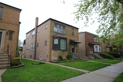 Chicago Multi Family Home For Sale: 10944 South Artesian Avenue