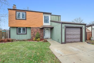 Darien Single Family Home For Sale: 8111 Oriole Drive
