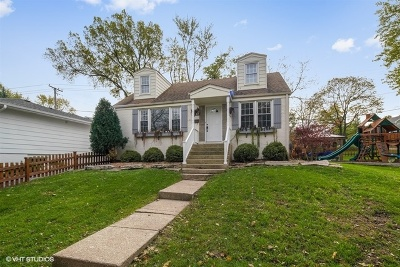 Hinsdale Single Family Home For Sale: 818 West Hinsdale Avenue