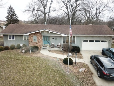 Bourbonnais Single Family Home Price Change: 52 Briarcliff Lane