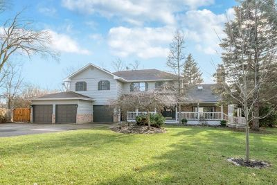 Downers Grove Single Family Home For Sale: 6001 Boundary Road