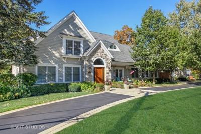 Deerfield Single Family Home For Sale: 1116 Wincanton Drive