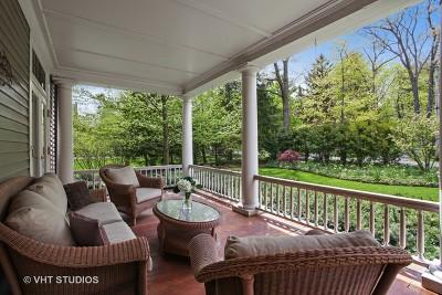 Glencoe Single Family Home For Sale: 515 Greenleaf Avenue