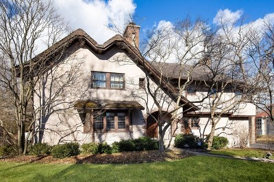 Highland Park Single Family Home For Sale: 1840 Crescent Court
