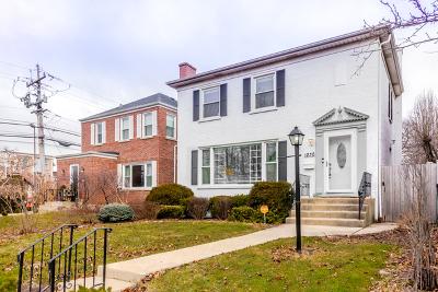 Oak Park Single Family Home For Sale: 1230 North Euclid Avenue