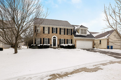 Aurora Single Family Home For Sale: 2540 Westminster Lane