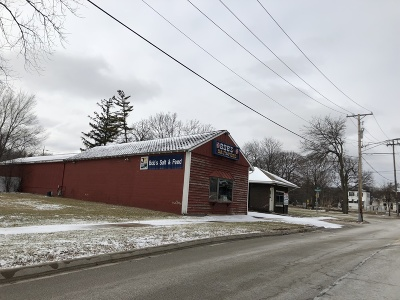 Du Page County Commercial For Sale: 126 Wood Street