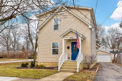 Batavia Single Family Home New: 533 Blaine Street