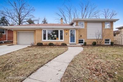 Arlington Heights Single Family Home New: 535 South Donald Avenue