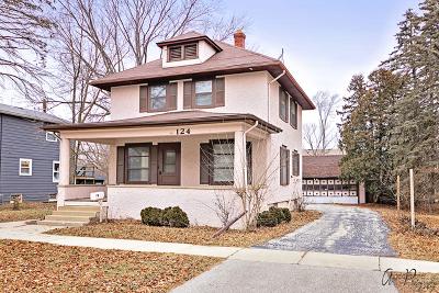 Libertyville Single Family Home New: 124 East Sunnyside Avenue