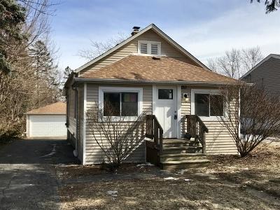 Villa Park Single Family Home Price Change: 213 North Wisconsin Avenue