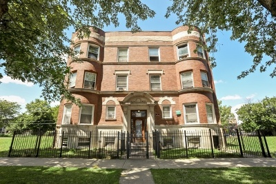 Chicago Multi Family Home For Sale: 5216 South Prairie Avenue