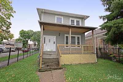 Chicago Multi Family Home For Sale: 2057 North Kenneth Avenue