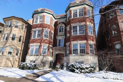 Evanston Condo/Townhouse New: 917 Forest Avenue #1S