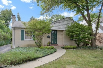 Arlington Heights Single Family Home New: 614 North Dryden Avenue