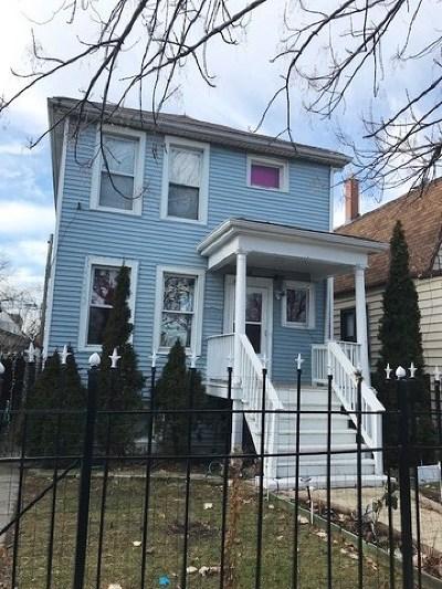 Chicago Multi Family Home New: 3646 North Kedzie Avenue