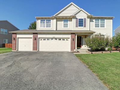 Montgomery Single Family Home For Sale: 1715 Wick Way