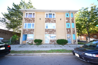 Chicago Multi Family Home New: 4485 South Archer Avenue