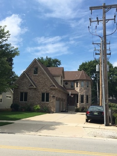 Naperville Single Family Home New: 839 North Loomis Street