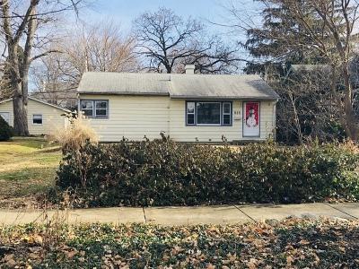 Residential Lots & Land New: 818 North Ellsworth Street