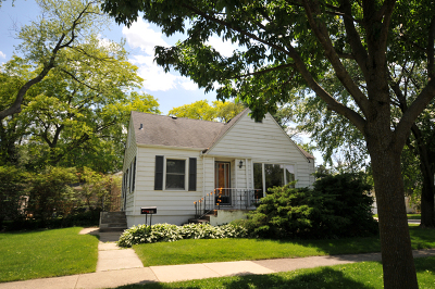 Glen Ellyn Single Family Home New: 465 Elm Street