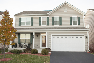 Lisle Single Family Home New: 2552 Northwood Avenue
