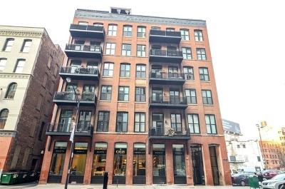 Condo/Townhouse New: 154 West Hubbard Street #202
