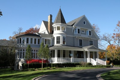 Highland Park Single Family Home New: 2480 Sheridan Road