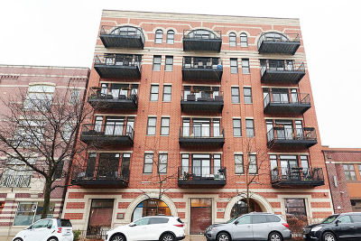 Chicago Condo/Townhouse For Sale: 1355 West Washington Boulevard #2D