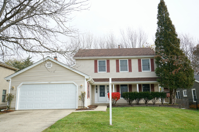 Hoffman Estates Single Family Home New: 5185 Castaway Lane