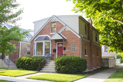 Chicago Single Family Home New: 4400 West Wilson Avenue