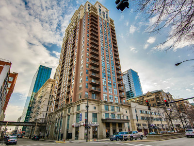 Condo/Townhouse For Sale: 1101 South State Street #1505