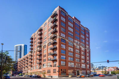 Condo/Townhouse New: 360 West Illinois Street #618