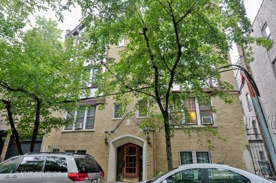 Condo/Townhouse New: 2317 North Cambridge Avenue #1S