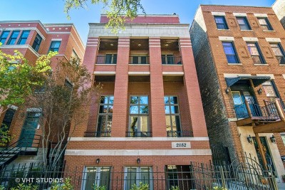 Condo/Townhouse New: 2152 North Racine Avenue #2