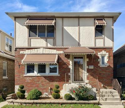 Elmwood Park Single Family Home New: 2036 North 73rd Avenue