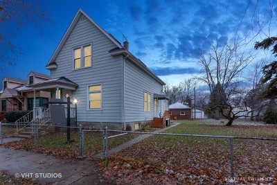 Brookfield Single Family Home For Sale: 4003 Madison Avenue