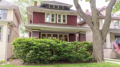 Oak Park Single Family Home New: 320 North Ridgeland Avenue