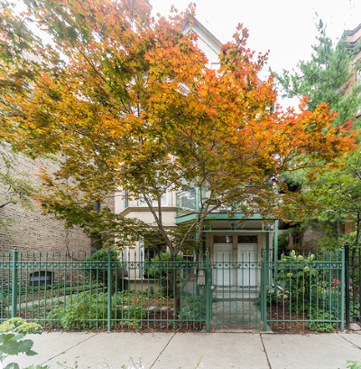 Condo/Townhouse New: 3122 North Clifton Avenue #1