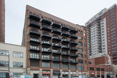 Condo/Townhouse For Sale: 1503 South State Street #610
