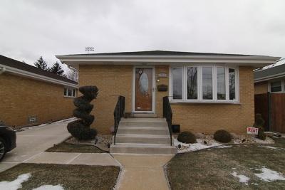 Franklin Park Single Family Home New: 3644 Scott Street