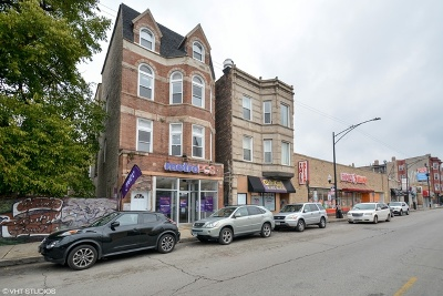 Chicago Multi Family Home New: 2130 West Cermak Road
