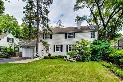 Highland Park Single Family Home New: 1633 Ravine Lane