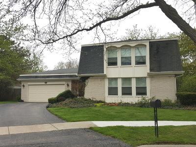 Deerfield Single Family Home For Sale: 138 Burr Oak Court