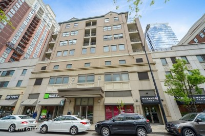 Condo/Townhouse New: 1111 South State Street #507