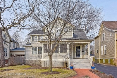 Evanston IL Single Family Home New: $638,000